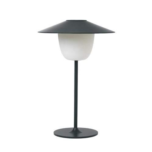 LAMPE SANS FIL A LED NOIR