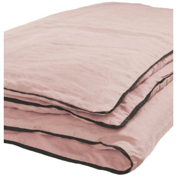 COUSSIN LIN ROSE 50X30