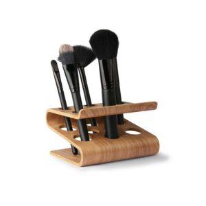 Porte pinceaux à maquillage
