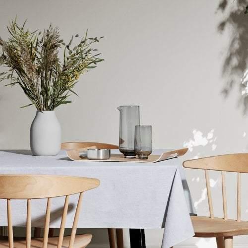 vase blanc blomus