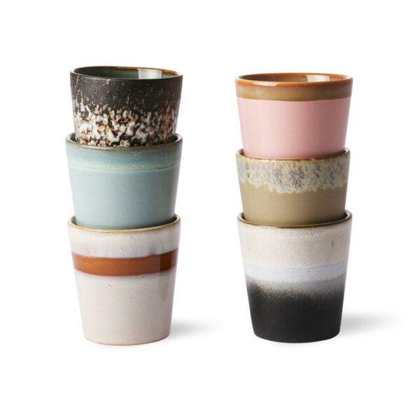 mug design collection 70'S HK Living tendance