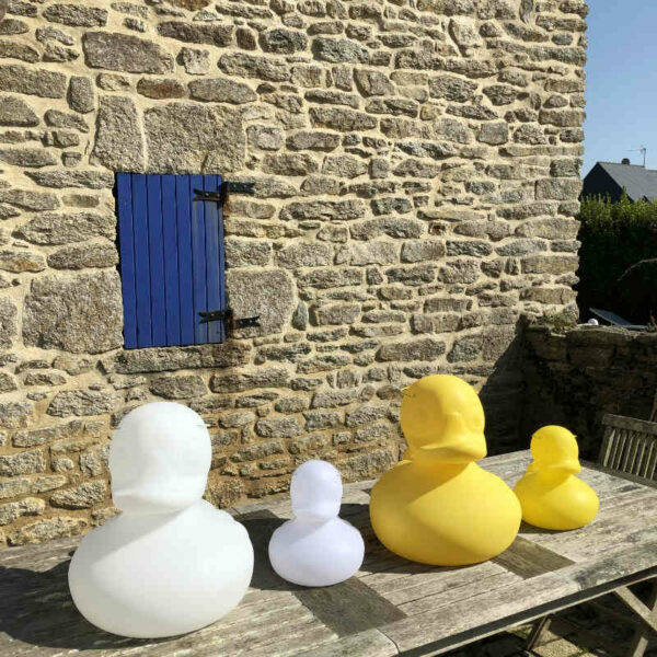 Lampe exterieur canard Duck Duck LED famille