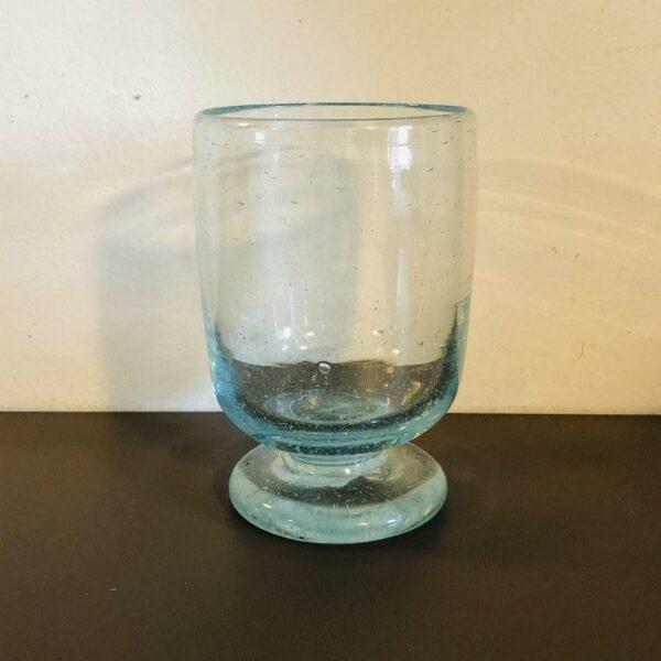 verre soufflé fait main au Caire avec un style bohème chic